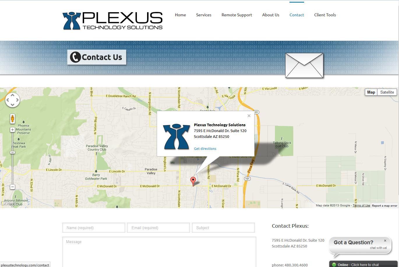 plexus contact
